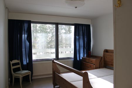 Private room for rent from 01 Dec 2019 (Hepokuja, Vantaa)