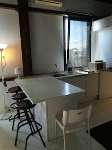 Appartamento in affitto a partire dal 01 Aug 2019 (Carrer de Pamplona, Barcelona)