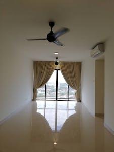 Apartamento para alugar desde 23 jan 2019 (Lebuhraya Sultan Iskandar, Johor Bahru)