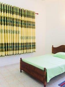 Quarto privado para alugar desde 12 dez 2018 (Sirimal Uyana, Boralesgamuwa South)