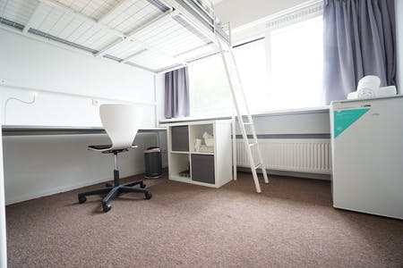 Private room for rent from 01 Apr 2019 (Aristotelesstraat, Rotterdam)