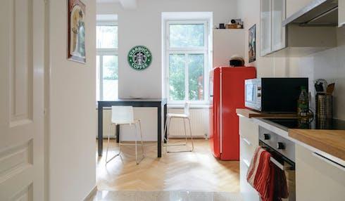 Privé kamer te huur vanaf 16 feb. 2019 (Sommergasse, Vienna)