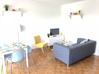 Shared room for rent from 07 Dec 2019 (Boulevard Michelet, Nantes)