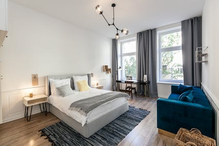 Private room for rent from 01 Jul 2019 (Wiclefstraße, Berlin)
