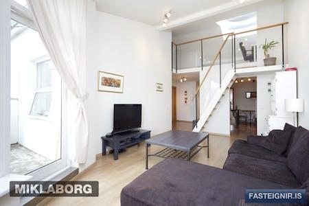 Private room for rent from 01 Nov 2019 (Flétturimi, Reykjavík)