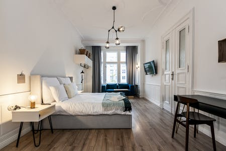Private room for rent from 22 Jan 2019 (Dominicusstraße, Berlin)