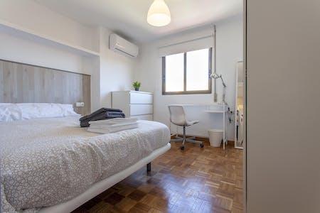 Habitación privada de alquiler desde 01 Feb 2020 (Carrer de Sèneca, Valencia)