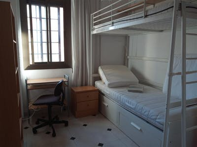 Private room for rent from 27 Sep 2019 (Avinguda de Mistral, Barcelona)