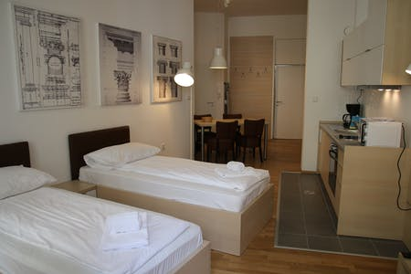Apartment for rent from 22 Jan 2019 (Zirkusgasse, Vienna)