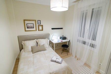 Stanza privata in affitto a partire dal 02 lug 2019 (Alameda de Recalde, Bilbao)