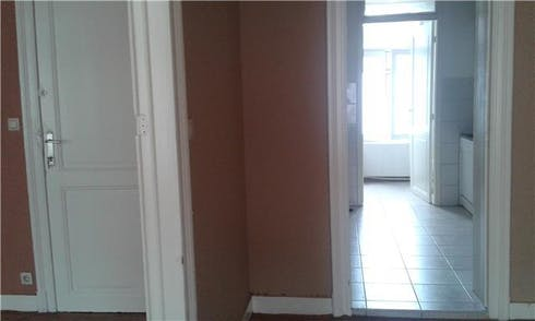 Appartement te huur vanaf 01 nov. 2018 (Ribaucourtstraat, Molenbeek-Saint-Jean)