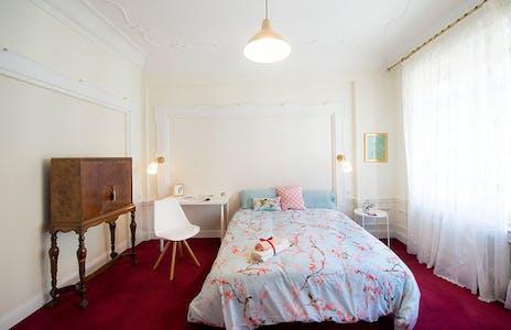 Privé kamer te huur vanaf 01 Aug 2019 (Iparraguirre Kalea, Bilbao)