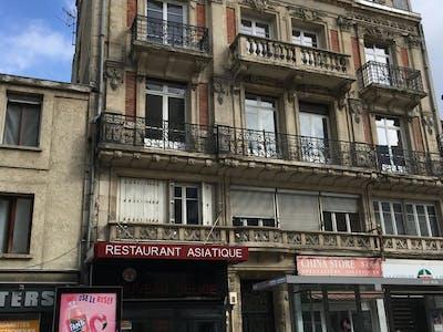 Wohnung zur Miete ab 29 März 2020 (Rue de Vesle, Reims)