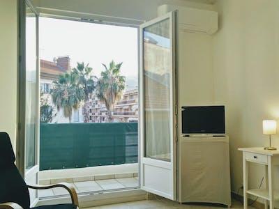 Apartamento de alquiler desde 01 Mar 2020 (Impasse del Sol, Vallauris)