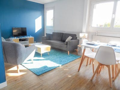Appartement te huur vanaf 20 feb. 2020 (Rue Richard Wagner, Rouen)