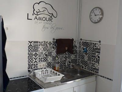 Stanza privata in affitto a partire dal 16 feb 2020 (Avenue Henri Barbusse, Toulon)