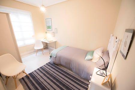 Stanza privata in affitto a partire dal 01 lug 2019 (Calle Manuel Allende Kalea, Bilbao)