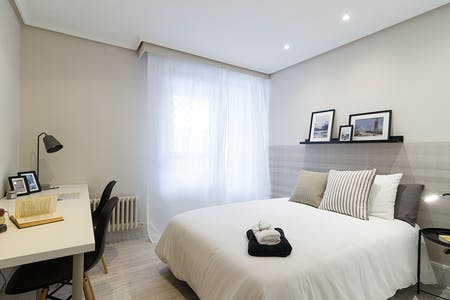 Private room for rent from 01 Mar 2020 (Ercilla Kalea, Bilbao)