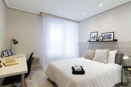 Habitación privada de alquiler desde 01 Mar 2020 (Ercilla Kalea, Bilbao)
