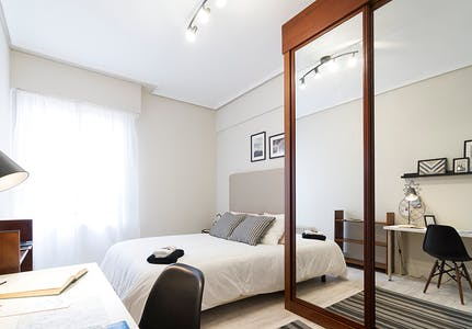 Private room for rent from 01 Jan 2020 (Ercilla Kalea, Bilbao)