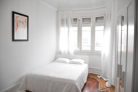 Private room for rent from 30 Jul 2019 (Rua Passos Manuel, Lisbon)