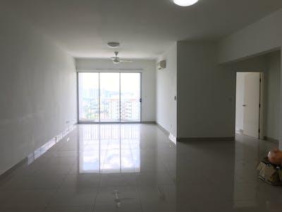 Apartamento de alquiler desde 21 ene. 2019 (Jalan Cemara, Seri Kembangan)
