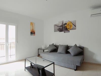 Apartment for rent from 01 Jul 2019 (Calle Antonio Prieto, Lavapiés)