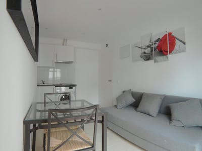 Apartment for rent from 01 Sep 2019 (Calle Antonio Prieto, Madrid)