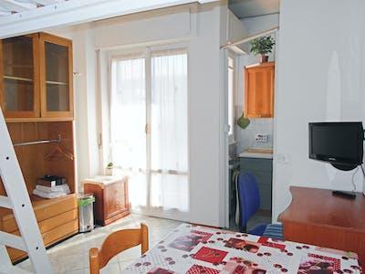 Mehrbettzimmer zur Miete ab 01 März 2020 (Via Giuseppe Ungaretti, Milan)