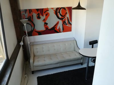 Apartment for rent from 03 Apr 2020 (Carrer de Pamplona, Barcelona)