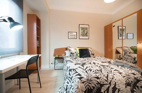单人间租从01 Jul 2020 (Ávila Kalea, Bilbao)
