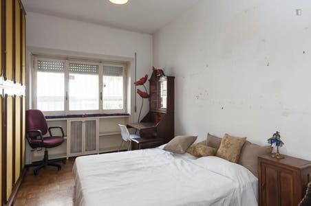 Private room for rent from 01 Feb 2021 (Via Pietro Mascagni, Rome)
