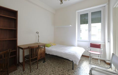Private room for rent from 16 Apr 2020 (Viale Arrigo Boito, Rome)