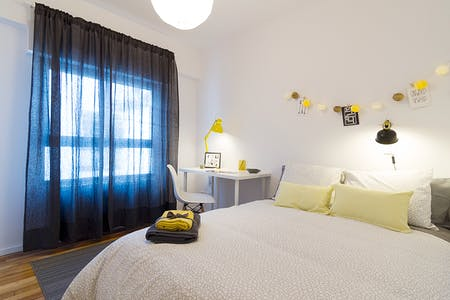 Private room for rent from 01 Jul 2020 (Iturriaga Kalea, Bilbao)