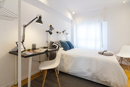 Private room for rent from 01 Jul 2019 (Iturriaga Kalea, Bilbao)