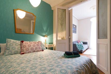 Habitación privada de alquiler desde 01 sep. 2019 (Dendarikale, Bilbao)