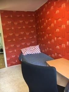 Stanza privata in affitto a partire dal 13 dic 2018 (Porttikuja, Helsinki)