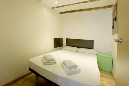 Monolocale in affitto a partire dal 15 mag 2020 (Carrer Nou de la Rambla, Barcelona)