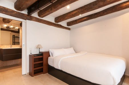 Apartment for rent from 01 Jan 2020 (Carrer d'Allada Vermell, Barcelona)