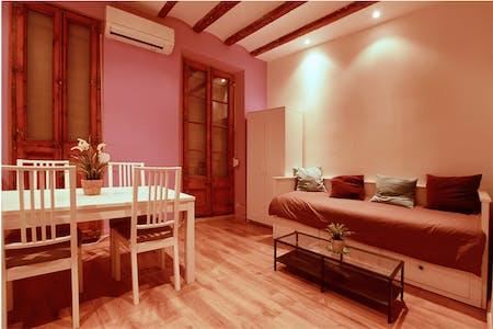 Appartamento in affitto a partire dal 31 mag 2020 (Carrer Nou de la Rambla, Barcelona)