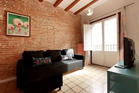 Appartement à partir du 01 oct. 2020 (Carrer de les Ramelleres, Barcelona)