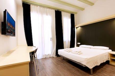Habitación privada de alquiler desde 01 may. 2019 (Carrer de Picalquers, Barcelona)