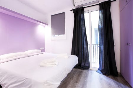 Private room for rent from 15 Dec 2018 (Carrer de Picalquers, Barcelona)