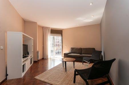 Apartamento para alugar desde 01 mai 2020 (Carrer de Provença, Barcelona)