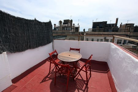 Appartamento in affitto a partire dal 01 ago 2019 (Carrer de Muntaner, Barcelona)