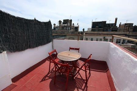 Apartamento para alugar desde 01 jul 2019 (Carrer de Muntaner, Barcelona)