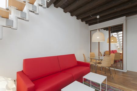 Apartment for rent from 26 Jun 2019 (Calle del Españoleto, Madrid)