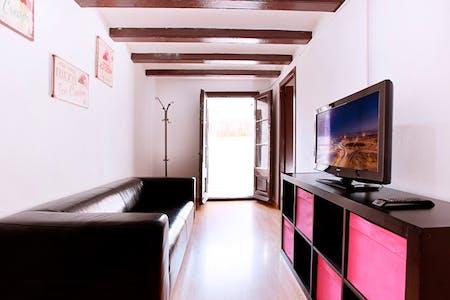 Apartment for rent from 01 Jan 2020 (Carrer Nou de la Rambla, Barcelona)