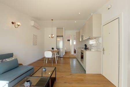 Appartement te huur vanaf 01 May 2020 (Carrer de la Torre d'en Damians, Barcelona)