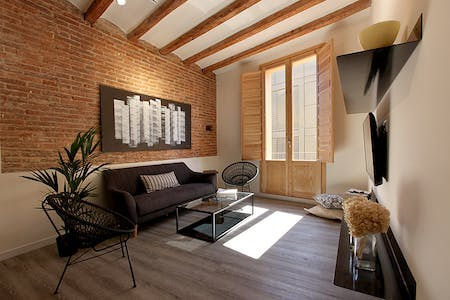 Apartment for rent from 16 May 2021 (Carrer Tortellà, Barcelona)